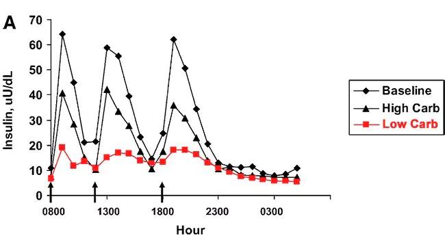 baseline insulin chart