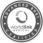 Bioidentical hormone replacement therapy certification